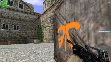 Скриншот CS 1.6 Fnatic Edition #9