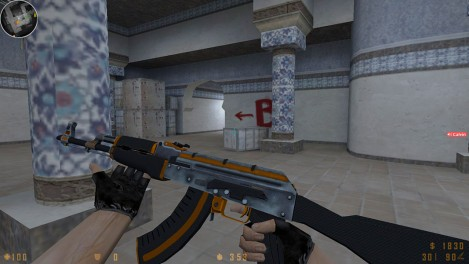 Скриншот CS 1.6 Global Offensive #8