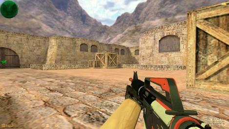 Скриншот кс 1.6 от Лео #7