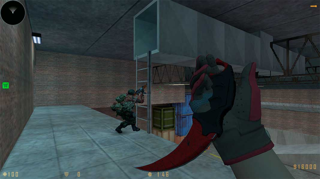 Counter-strike 1. 6 na'vi | скачать кс 1. 6.